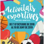 Inscripcions obertes per gaudir de la nova temporada esportiva a Mont-roig