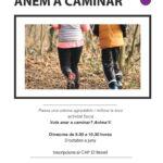 El CAP El Morell impulsa un grup per anar a caminar i fer salut