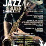 La Mostra de Jazz i Blues de Cambrils arriba a la desena edició amb 12 grups catalans i internacionals