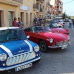 Gairebé 100 vehicles clàssics participen a la trobada del Creixell