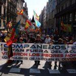 Jusapol reclama l'equiparació salarial davant seus socialistes i subdelegacion del govern a Tarragona