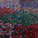 Els Marrecs de Salt i els Castellers de Sant Cugat s'estrenaran en la jornada del diumenge del Concurs de Castells