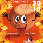 Constantí celebrarà la castanyada a ritme de rumba amb Vergüenza Ajena