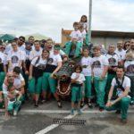 Sortida excepcional de la Cucafera de Tarragona a Constantí