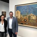La Generalitat estudia la seva incorporació al Patronat de la Fundació Mas Miró