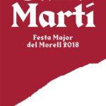 La Pegatina, Doctor Prats i Bruno Oro, cites destacades de la Festa Major de Sant Martí del Morell