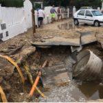 Roda de Berà estudia demanar la declaració de zona catastròfica pels aiguats