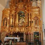 Diumenge comencen els actes de la VI Portada de laMare de Déu de la Pineda a l'església de Vila-seca