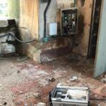 L'Ajuntament i la parròquia de Riudoms recullen diners per a reparar el campanar, destrossat per un llamp