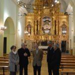 Vila-seca es prepara per reviure la Festa Quinquennal de la portada de la Mare de Déu de La Pineda
