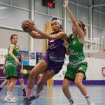 El TGN Bàsquet aconsegueix un triomf molt valuós contra l'ASFE Sant Fruitós (48-47)