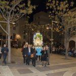 Aquest dissabte la imatge de la Mare de Déu retorna al Santuari de la Pineda