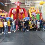 El parc infantil de Nadal 'Espai Xic'S' de Salou obre un any més les seves portes
