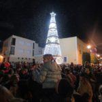 La Pobla ja respira ambient nadalenc
