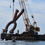 Torredembarra encarregarà el cost de tornar l'Alfa i Omega al bloc de Baix a Mar