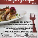Menjar als restaurants de Vandellòs i l'Hospitalet de l'Infant pot tenir premi