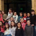 Els alumnes de Lestonnac visiten el Consell Comarcal del Tarragonès