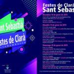Clarà celebra les Festes de Sant Sebastià del 18 al 20 de gener