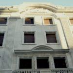 Activa Mútua recupera per a Tarragona la façana d'un edifici històric dels anys 50