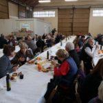 Gairebé 300 participants, en la XV Festa de l'Oli de Vandellòs