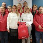 El Consell Esportiu del Tarragonès lliura l'equipació al seu grup de voluntariat