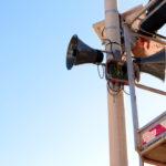 L'Ajuntament d'Altafulla renova la megafonia de l'Estadi Municipal, que funciona amb energia solar