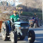La tractorada a Tarragona exigeix que s'apliqui un pla de xoc per al sector de l'avellana