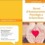 L'Ajuntament de Tarragona posarà en marxa el servei d'assessorament psicològic a la gent gran