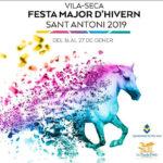 Darrers actes de la Festa Major de Sant Antoni a Vila-seca