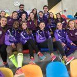 Les noies sub16 del Club d'Atletisme de Tarragona, 5es al Campionat de Catalunya de Clubs