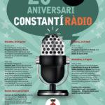 Constantí Ràdio inicia els actes del seu 20è aniversari