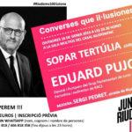 JuntsxRiudoms organitza una 2a edició del cicle de «Converses que il·lusionen»