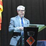 El director de l'Institut Pere Martell dóna el tret de sortida a la Festa Major de Constantí