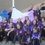 Meritori 12è lloc de l'equip femení sub-20 del CA Tarragona al Campionat de Catalunya