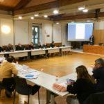 La Diputació presenta als ajuntaments de la Taula del Francolí l'avantprojecte del Camí Blau