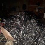 Desarticulat un grup criminal que havia comès 34 robatoris de cable telefònic al Baix Camp i el Priorat