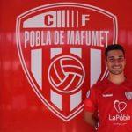 Nil Coch, del CF Pobla de Mafumet, cedit al FC Vilafranca