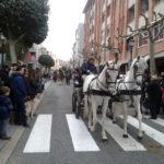La festa de Sant Antoni omplirà Cambrils de carros i cavalleries