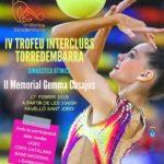 Torredembarra presenta el 2n Memorial de Gimnàstica Rítmica Gemma Casajús