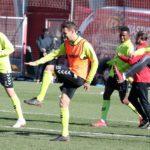 El primer equip del Nàstic treballarà a Oliva Nova fins divendres