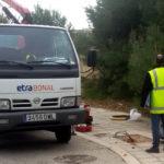 Roda de Berà enceta el canvi de l'enllumenat públic del Francaset
