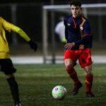 Marquitos repeteix a la catalana sub-16