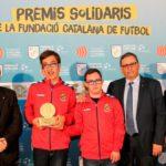 Premi Solidari de la Fundació de la Federació Catalana per al Nàstic Genuine