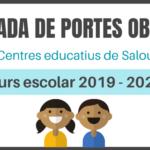 Les escoles de Salou preparen les jornades de portes obertes