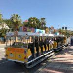 Salou posa a disposició de la ciutadania una nova línia de Trenet Turístic
