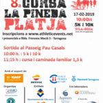 Aquest diumenge arriba la 8a Cursa solidària La Pineda Platja