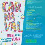 El Carnaval arriba carregat d'actes a Mont-roig i Miami Platja