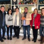 Tres establiments de Roda de Berà donen a Serveis Socials més de 900 euros