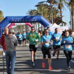 Més de 400 persones participen en la 8ª Cursa Aquum Spa La Pineda Platja