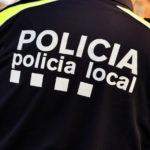 La Policia Local de Roda de Berà deté a un delinqüent reincident